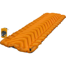Load image into Gallery viewer, Klymit Insulated Static V Lite Sleeping Pad Mango Orange