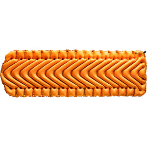 Klymit Insulated Static V Lite Sleeping Pad Mango Orange