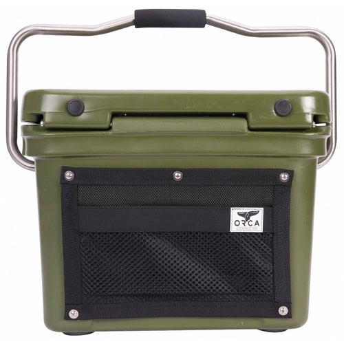 Orca Hard Sided Classic Cooler Green 20 Quart