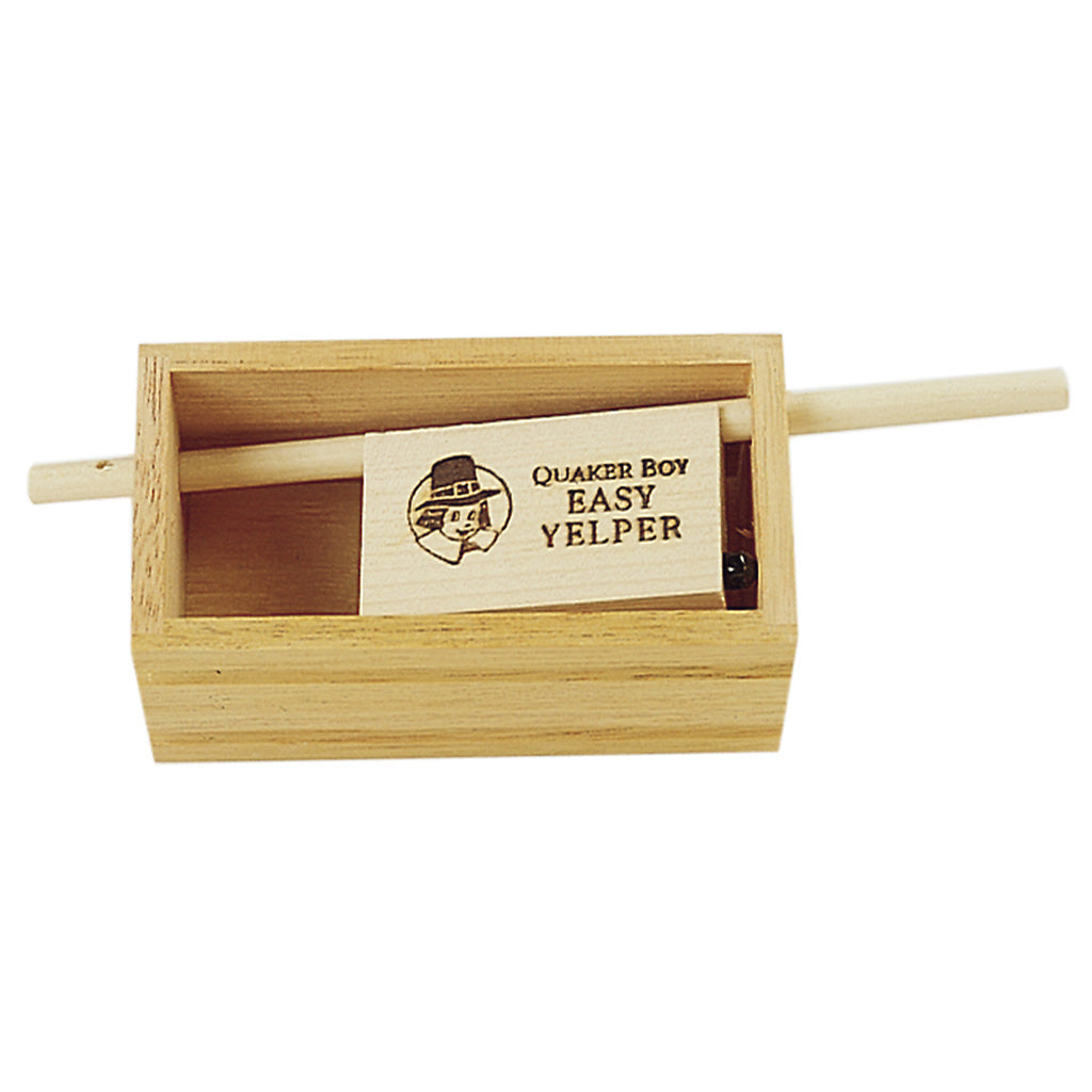 Quaker Boy Easy Yelper Friction Turkey Call