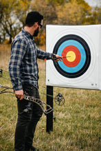 Load image into Gallery viewer, Rangedog Archery Target with Outdoor Stand