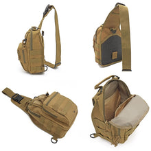 Load image into Gallery viewer, Tactical Trekking Shoulder Bag