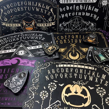 Fiendies Ouija Boards