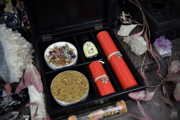 Mars - Spell Kit - Planetary Magic