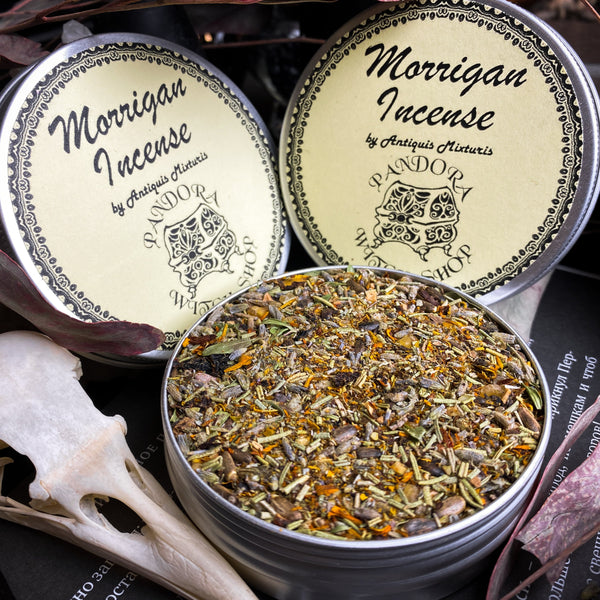 Morrigan Incense