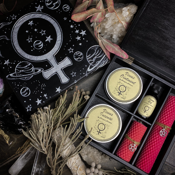 Venus - Spell Kit - Planetary Magic