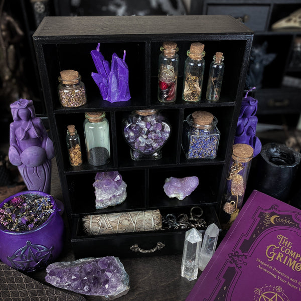 Witch's Shelf