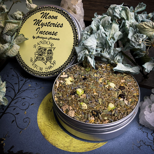 Moon Mysteries Incense