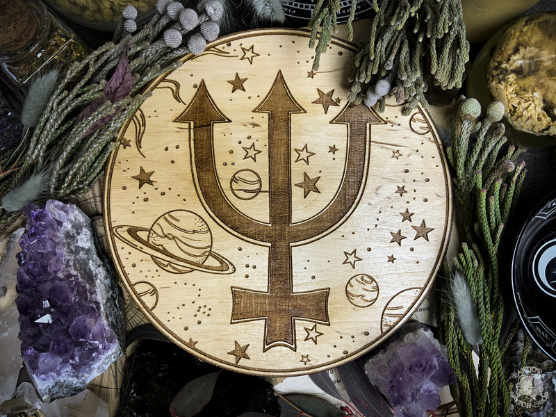 Altar Pentacle - Neptune - Planetary Magic