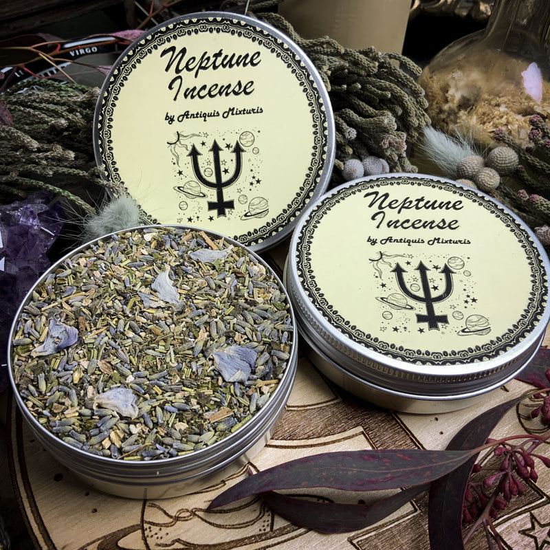 Neptune Incense - Planetary Magic