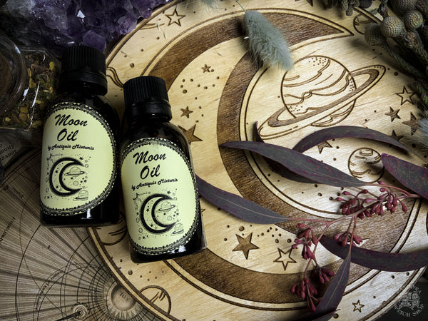 Moon Oil - Planetary Magic