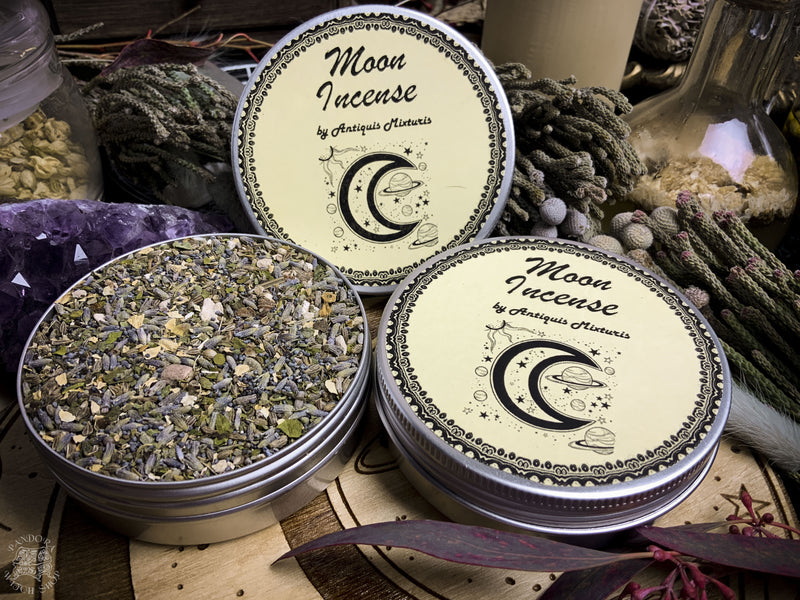 Moon Incense - Planetary Magic