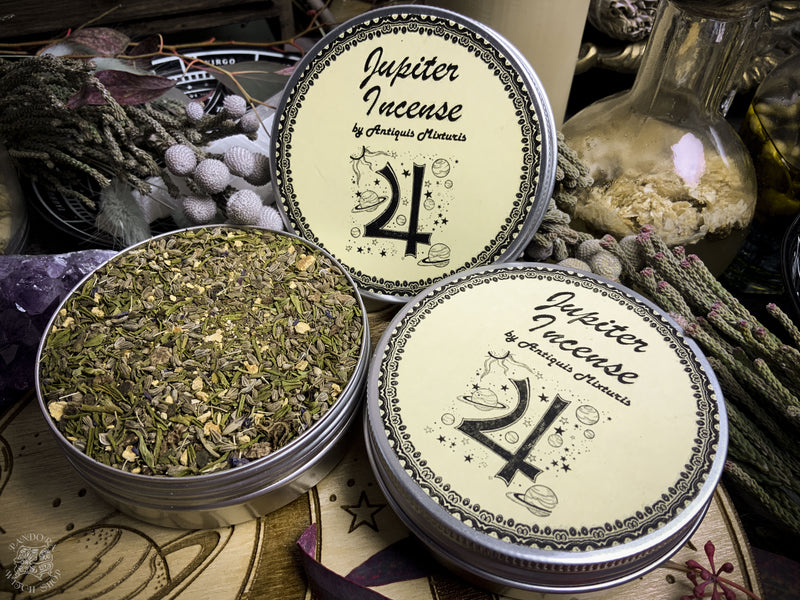 Jupiter Incense - Planetary Magic