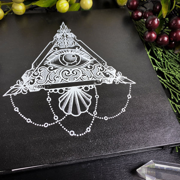 Sketchbook - All Seeing Eye
