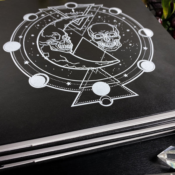 Sketchbook - Moon Skull