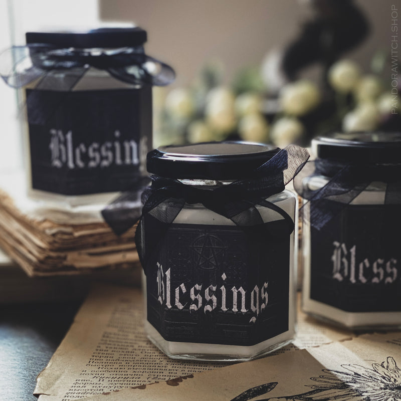 Blessings - Soy candle