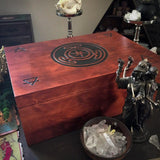 "Altar Box - Big Witch Box - ""Hecate"""