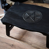 "Altar Table - Altar Table ""Black Pentagram"""