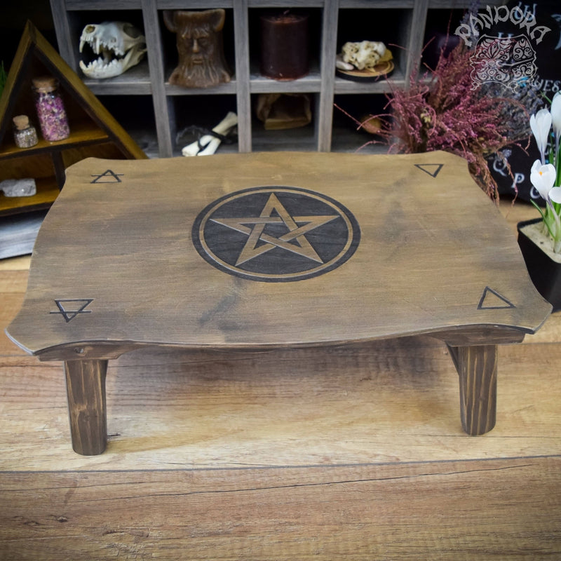 "Altar Table - Altar Table ""Pentagram"""
