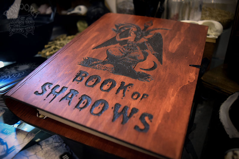 Book Of Shadows - Book Of Shadows - Baphomet