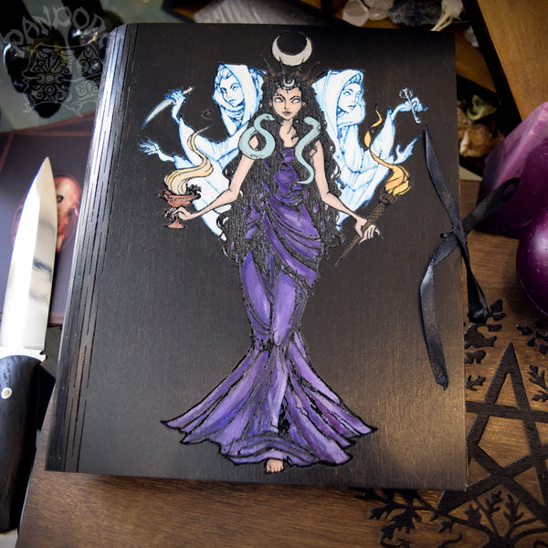 Book Of Shadows - Book Of Shadows - Hecate