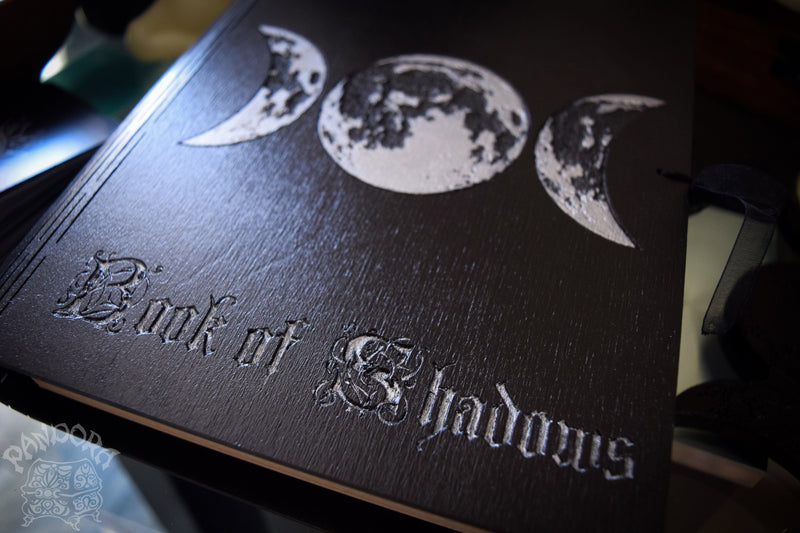 Book Of Shadows - Book Of Shadows -  Lunar Mysteries