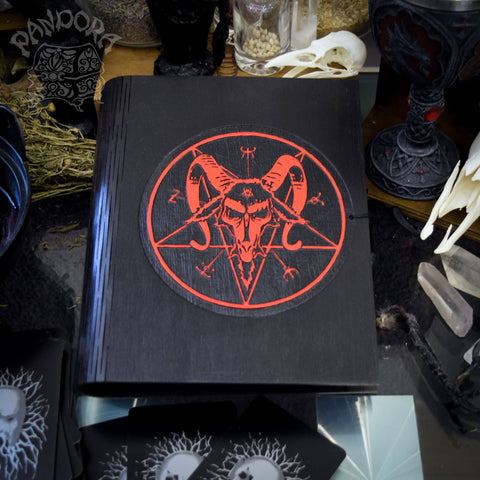 Book Of Shadows - Book Of Shadows - Red Baphomet