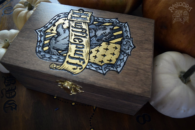 "Box - ""Harry Potter"" - Hufflepuff"