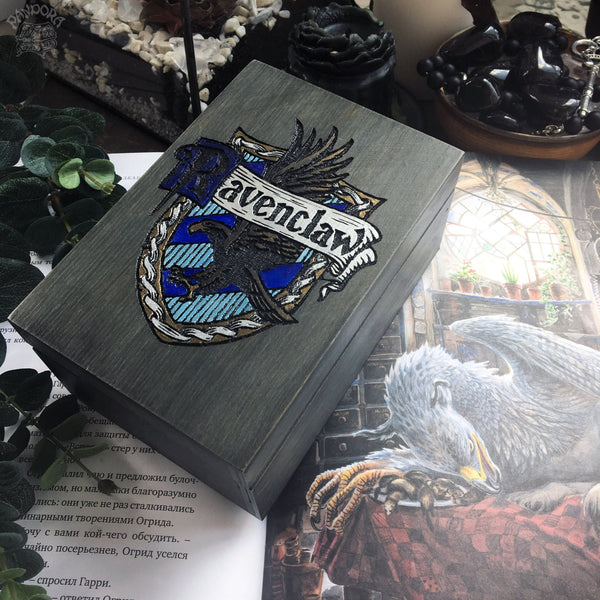 "Box - ""Harry Potter"" - Ravenclaw"
