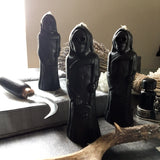 Candle - Black Reaper - Beeswax Candle