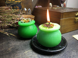 Candle - Cauldron Money Pot - Candle
