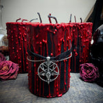 Candle - Gothika Bloodlust - Beeswax Candle