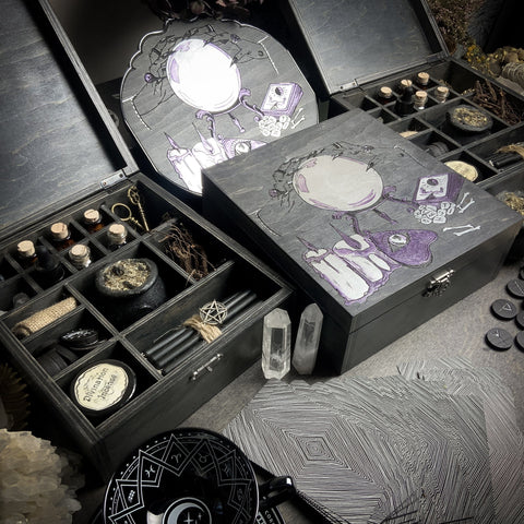 Divination Spell - Witch Box Set