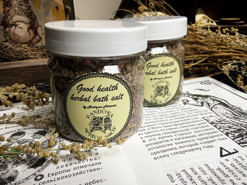 Good Health Herbal Bath Salt