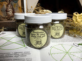 Herbal Bath Salt - Purification Before The Ritual Herbal Bath Salt