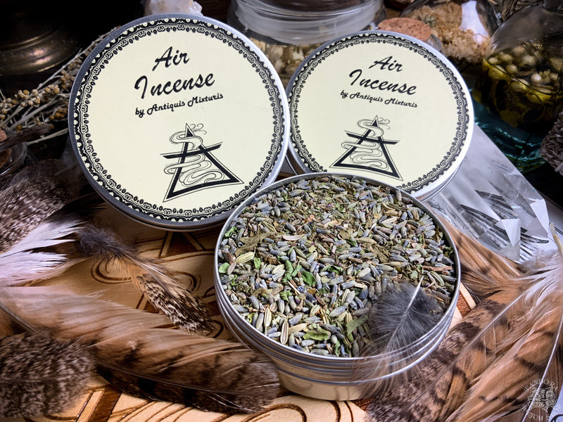 Incense - Air Incense - Elemental Magic