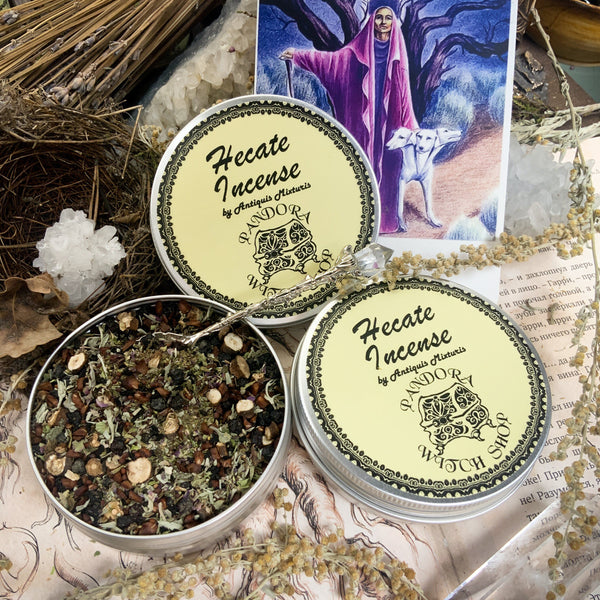 Hakate (Hecate)  Incense