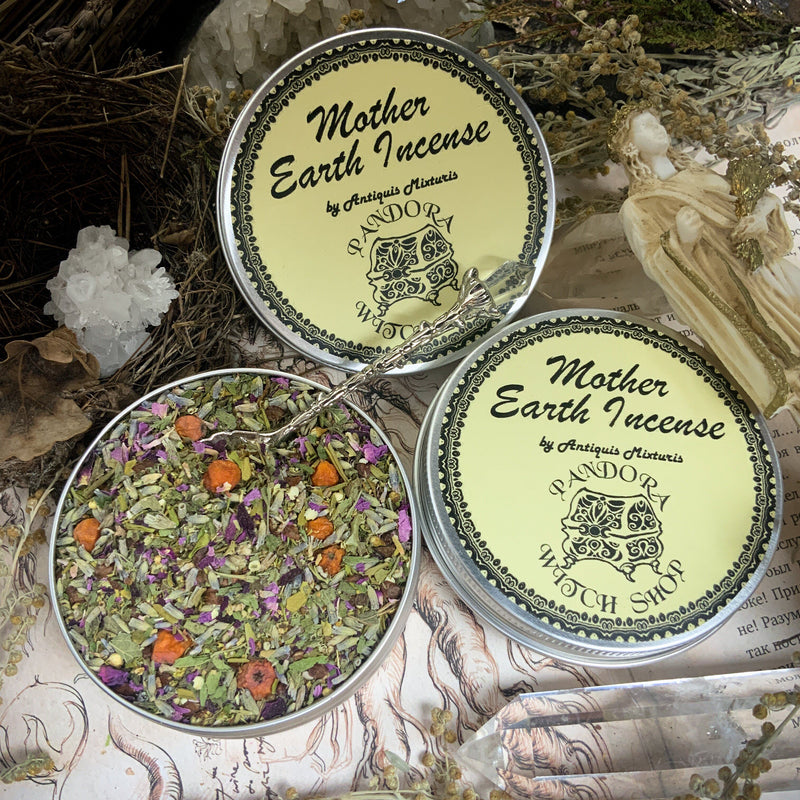 Mother Earh Incense