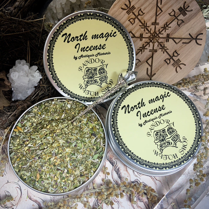 North Magic Incense