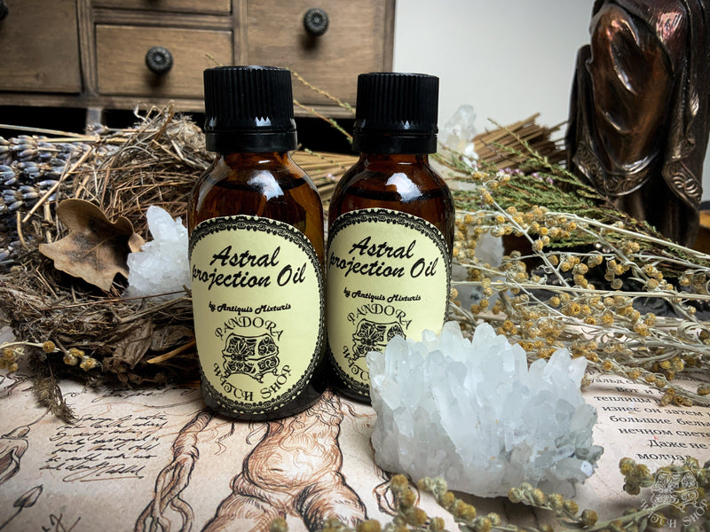 Astral Projection Oil