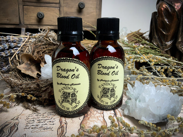 Dragon Blood Oil