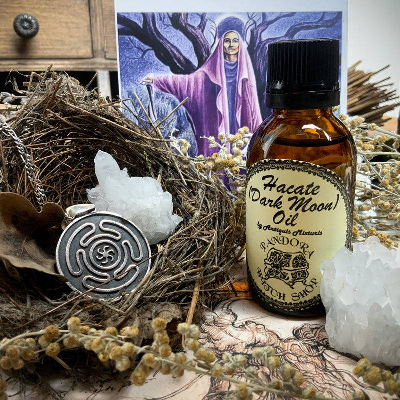 Hecate Dark Moon Oil