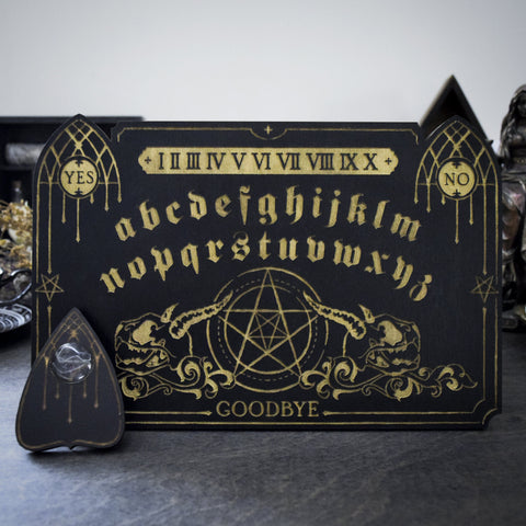 Ouija Board - Darker Ages Gold