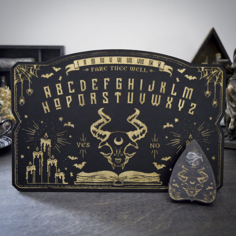 Ouija Board - Midnight Summoner Gold