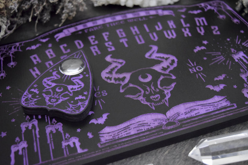 Ouija Board - Midnight Summoner Violet