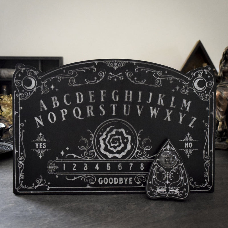 Ouija Board - Oracles Orb Silver
