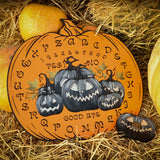 Ouija Board - Ouija Board - Pumpkin Mood - Orange