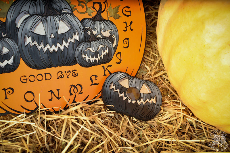 Ouija Board - Pumpkin Mood - Orange