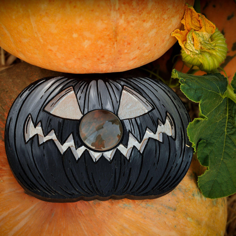 Planchette - Pumpkin Mood - Black