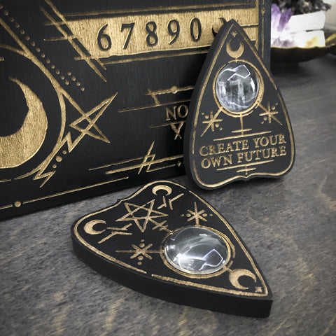 Planchettes SET Of 2 - Witchcraft Cult